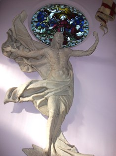 Risen Christ - St Francis Church